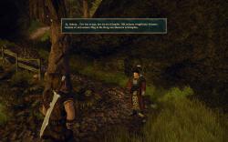 Ja, Sobota… Der hat es gut, der ist ein Kämpfer. Mit seinen vergifteten Schwertern konnte er sich seinen Weg in die Burg von Montera erkämpfen.